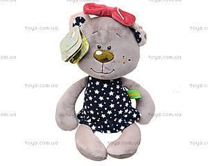 Мягкая игрушка «Медведь Викки», К383А, отзывы