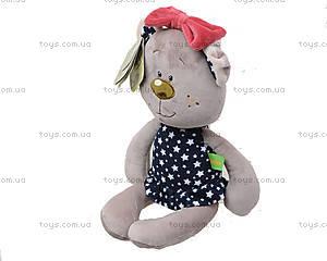Мягкая игрушка «Медведь Викки», К383А, цена