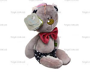 Мягкая игрушка «Медведь Вивьен», К383В, цена