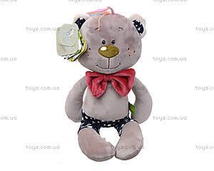 Мягкая игрушка «Медведь Вивьен», К383В, игрушки