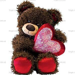 Медвежонок «Чиба», с сердцем, МЧС01