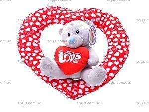 Медвежонок и сердце, AB9193C/25