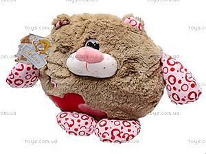 Медвежонок-круглик «Влюблённый», К322А, купить