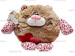 Медвежонок-круглик «Влюблённый», К322А