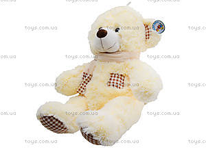 Мягкая игрушка «Медвежонок» с музыкальным эфектом, JY327140SK, купить