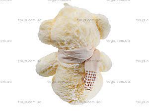 Мягкая игрушка «Медвежонок» с музыкальным эфектом, JY327140SK, фото