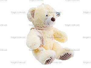 Мягкая игрушка «Медвежонок» с музыкальным эфектом, JY327140SK, отзывы