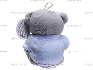 Мягкий медвежонок «Тедди», в футболке, GC98210, фото