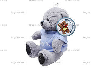 Мягкий медвежонок «Тедди», в футболке, GC98210, отзывы
