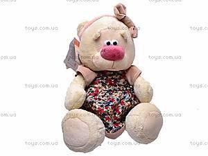 Медвежонок мягкий «Жанет», К245В