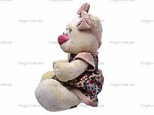 Медвежонок мягкий «Жанет», К245В, фото