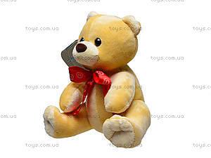 Мягкий медвежонок «Потап», К159Р, купить