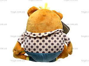 Плюшевый медвежонок «Румбик», К386А, фото