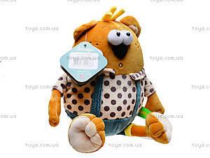 Плюшевый медвежонок «Румбик», К386А, отзывы