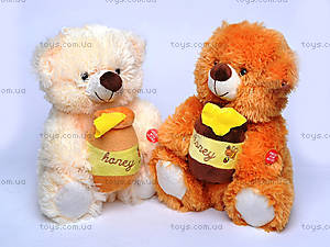 Медвежонок с бочкой меда, S-YF3005