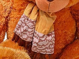 Медвежонок с шарфом, S-SK-9277, купить