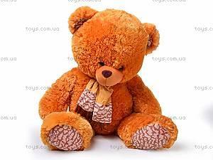 Медвежонок с шарфом, S-SK-9277
