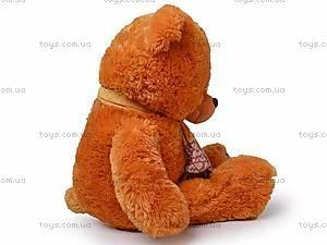 Медвежонок с шарфом, S-SK-9277, игрушки