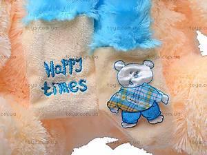 Медвежонок, с шарфом, S38-1488, отзывы