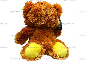 Мягкий медвежонок «Топа», К253Т, купить