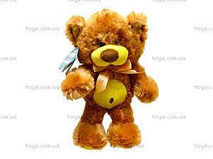 Мягкий медвежонок «Топа», К253Т, фото