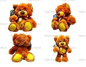 Мягкий медвежонок «Топа», К253Т