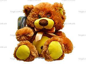 Мягкий медвежонок «Топа», К253Т, цена