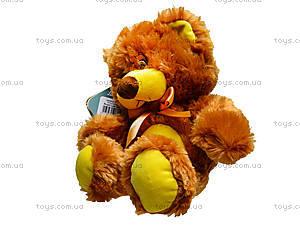 Мягкий медвежонок «Топа», К253Т, игрушки