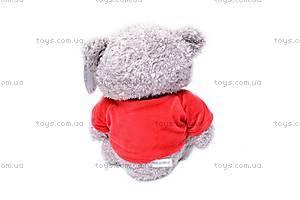 Медвежонок в футболке, GC12001/6, детские игрушки