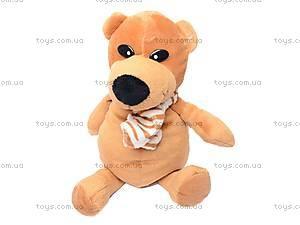 Медвежонок в шарфике, GT20531, отзывы