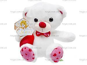 Медвежонок-валентинка, К324А, отзывы