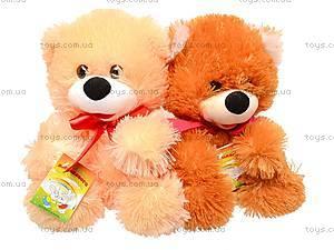 Медвежонок «Веселун», 10.01.000, игрушки