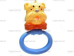 Механическая карусель на кроватку, 999-38, детские игрушки