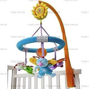 Механический мобиль на кроватку «Весеннее настроение», 11215, купить