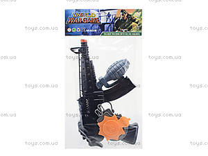 Механический пистолет для детей, 022, фото