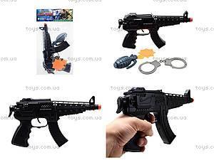 Механический пистолет для детей, 022