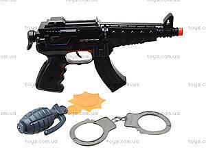 Механический пистолет для детей, 022, цена