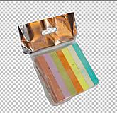 Мел цветной квадратный , ПК-807