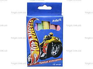 Мелки цветные Hot Wheels, HW13-075K
