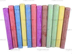 Мелки цветные Pop Pixie, 12 штук, , фото