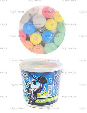 Цветные мелки для детей Max Steel, MX14-074K