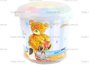 Набор цветных мелков Popcorn Bear, PO14-074K, купить