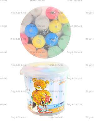 Набор цветных мелков Popcorn Bear, PO14-074K