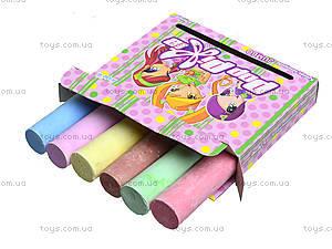 Мелки цветные Pop Pixie Jumbo, 6 цветов, PP13-073K, фото