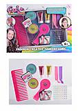 Мелки для волос с аксессуарами, расчёской, J2015, интернет магазин22 игрушки Украина