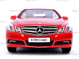 Mercedes Benz E-class, на радиоуправлении, E606-003, игрушки