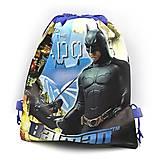 "Мешок для обуви флизелин ""Бэтмен 34*27см, 1605-BT, toys.com.ua"