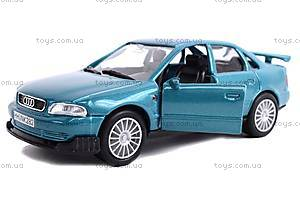 Металлическая коллекционная модель автомобиля, K49720G-GER, детские игрушки
