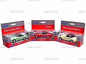 Металлическая коллекционная модель автомобиля, K49720G-GER, цена