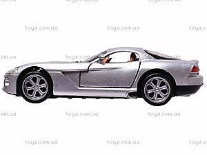 Металлическая машина «Агент 007», KT8048D, купить